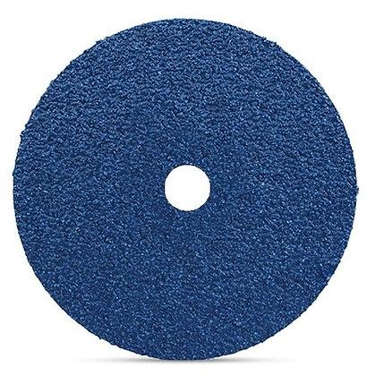 5 x 7/8 x 60 Grit Zirconium Fiber Disc