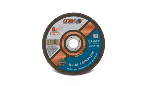 4 1/2 x .045 x 7/8 -- Cut off wheel general purpose 27