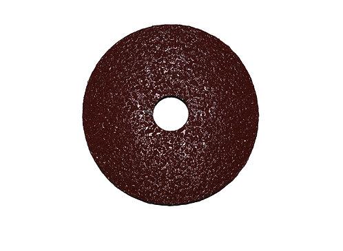 4 1/2 x 7/8 x 60 Grit Aluminum Oxide Fiber Disc