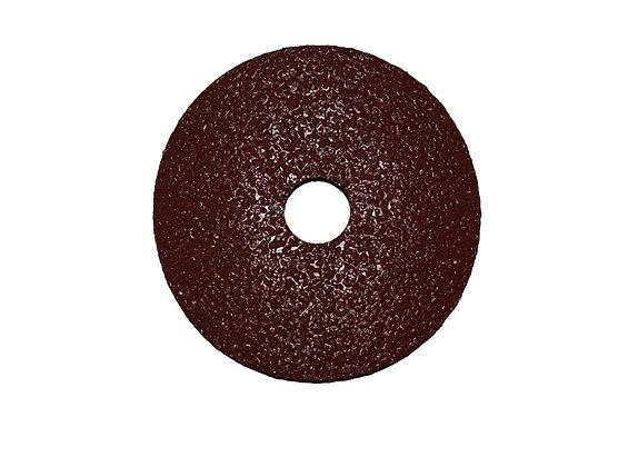4 1/2 x 7/8 x 36 Grit Aluminum Oxide Fibre Disc