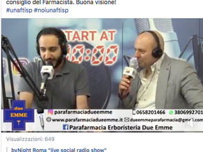 ON AIR IN RADIO