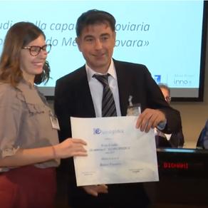 CIM consegna la BORSA DI STUDIO ALVARO SPIZZICA - Logistico dell'anno 2019 - ASSOLOGISTICA