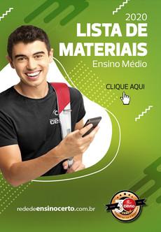 LISTA DE MATERIAIS - E.M