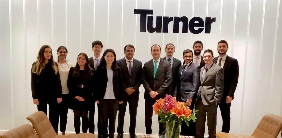 CEO of Turner International (2018)