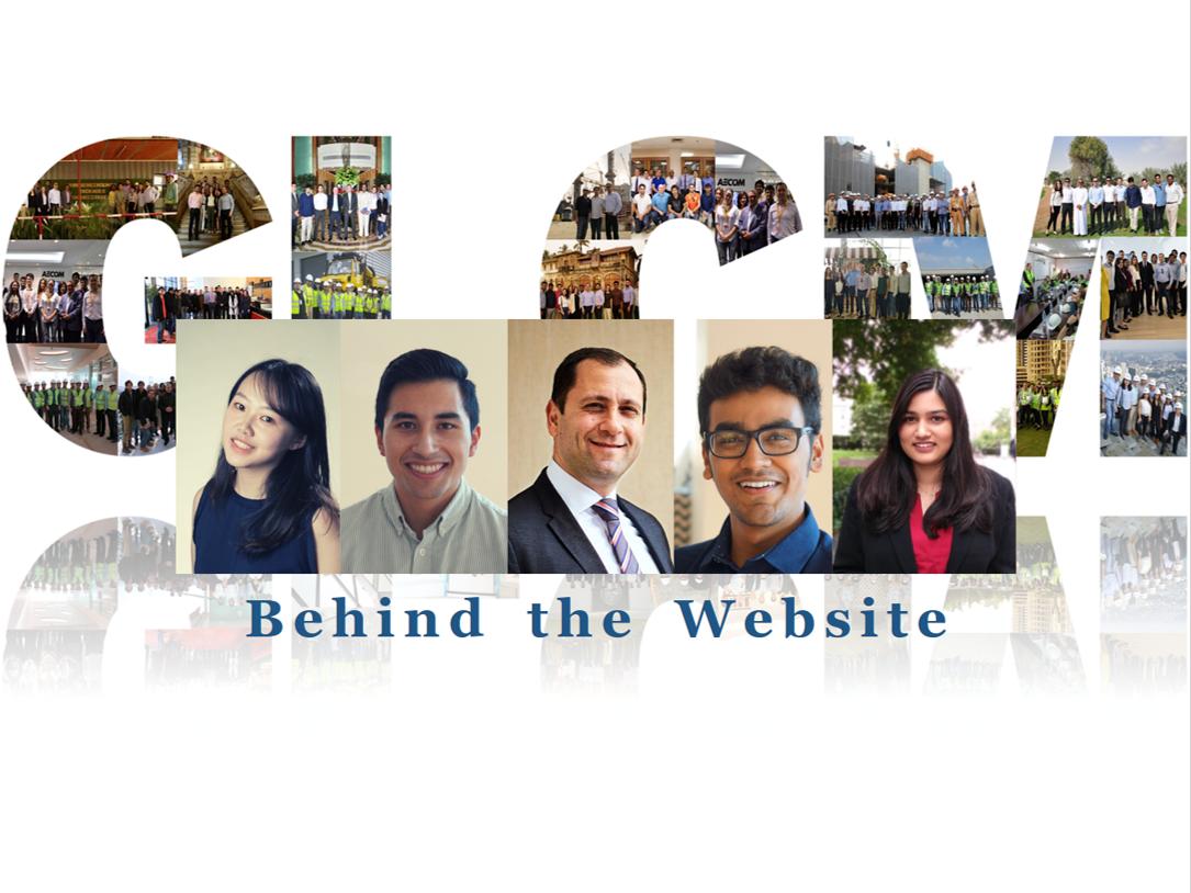 Behind the Website