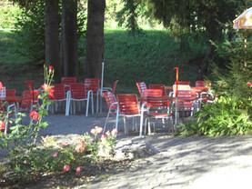 Gastgarten Restaurant Solisbruecke