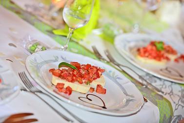 Restaurant Solisbruecke Vorspeise