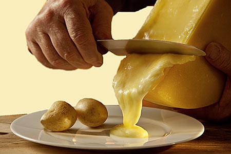 Original-Raclette à discrétion