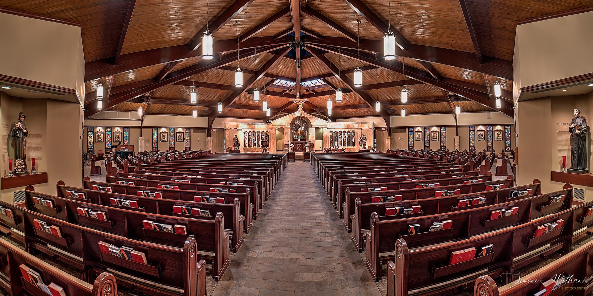 Epiphany Church Interior