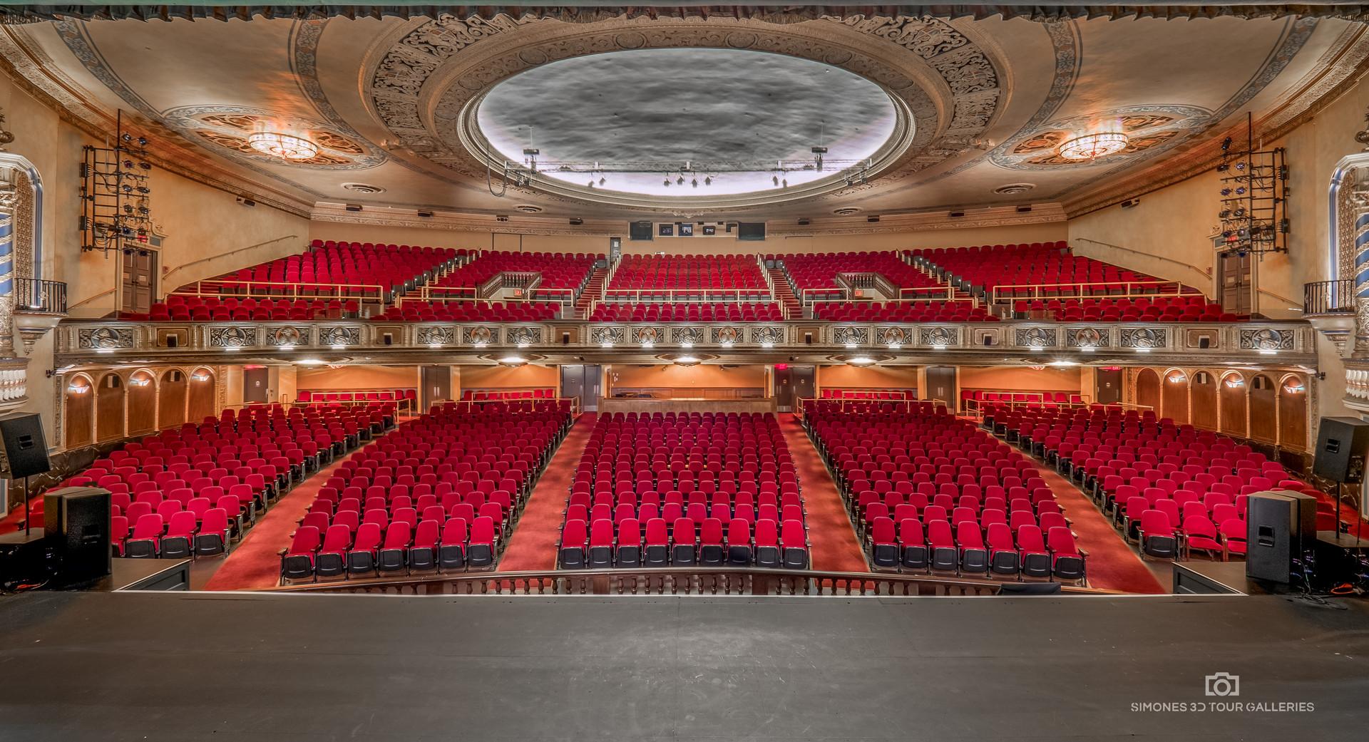 The Virginia Theatre Champaign Illinois