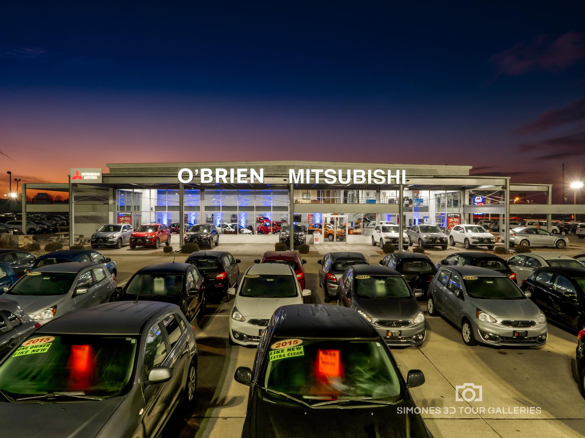 O'Brien Mitsubishi