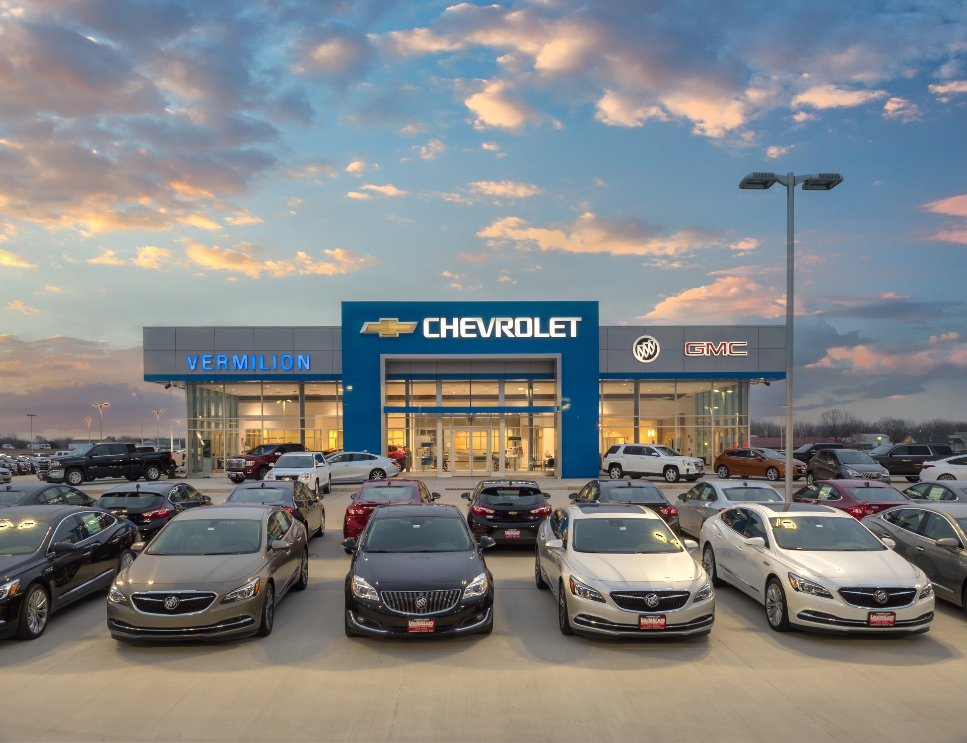 Vermillion Chevrolet Danvill Illinois