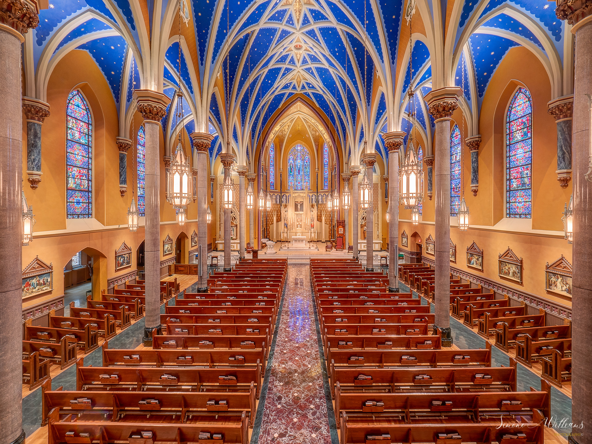 Cathedral of Saint Mary of the Immaculate Conception Peorial IL