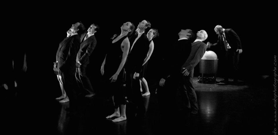 Compagnie d'icidence danse production spectacle