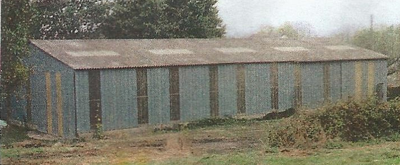 compagnie dicidence le hangar à Langon