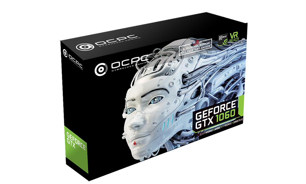 GeForce® GTX 1060 3GB