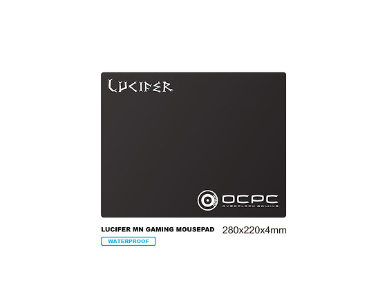 LUCIFER MN Gaming Mousepad
