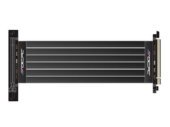XTENDER RISER CABLE PCI-E3.0 VERTICAL 250MM BLACK