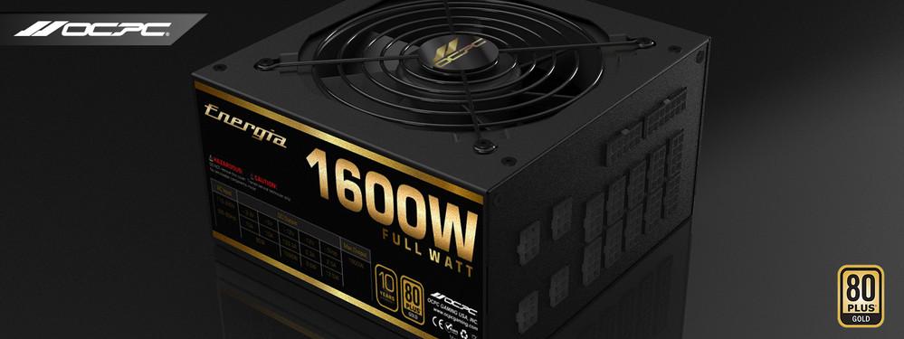 ENERGIA PSU GOLD 1600W