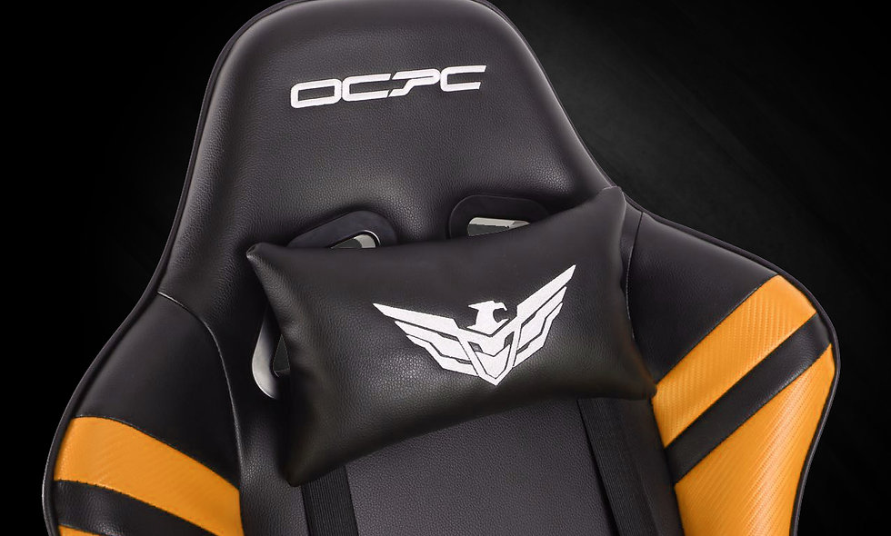 XT II Gaming Chair | Black/Orange