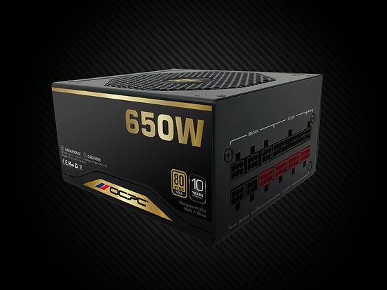 PSU GD650M 650W 80 Plus Gold F/M 110-240V