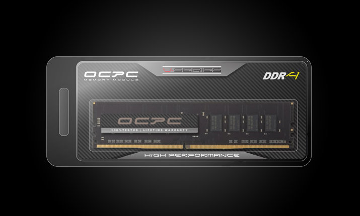 V-SERIES DDR4 4GB 2400