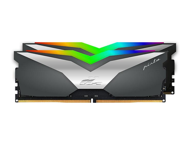 PISTA RGB DDR5 4800 32GB (2x16GB) C40   Ti