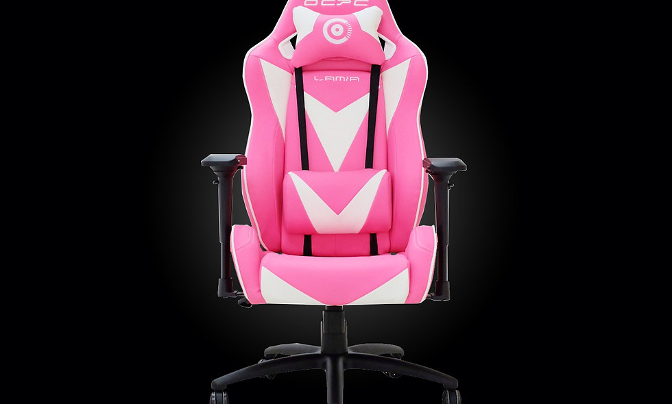 LAMIA Gaming Chair | Pink