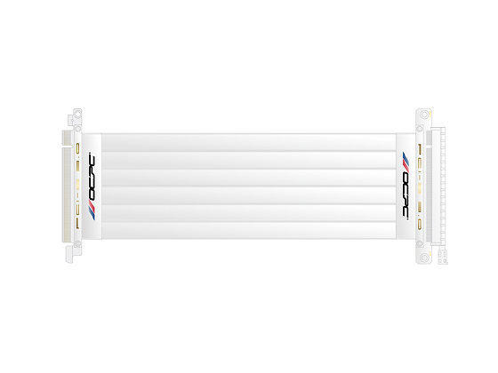 XTENDER RISER CABLE PCI-E 3.0 250MM WHITE