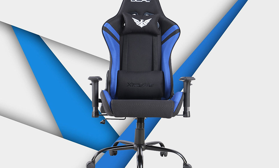 XT II Gaming Chair | Fabric Black/Blue