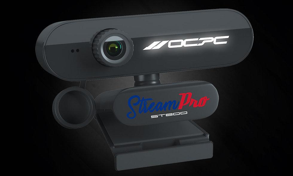 StreamPro ST-800 Webcam