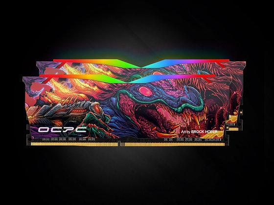 X3 RGB DDR4 3600 16GB (2x8GB) C18 | HyperBeast Edition