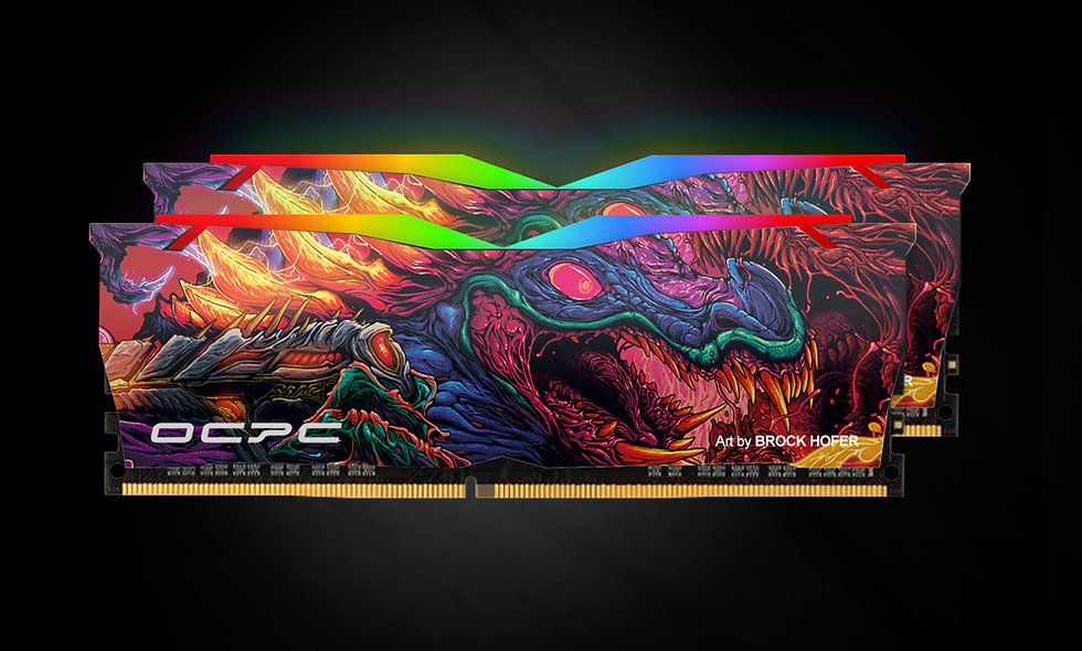 X3 RGB DDR4 3600 16GB (2x8GB) C17 | HyperBeast Edition