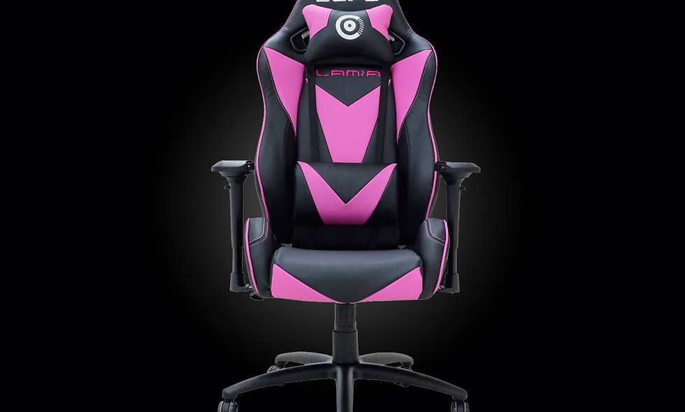 LAMIA Gaming Chair | Hot Pink