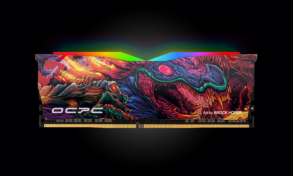 X3 RGB DDR4 3600 16GB (2x8GB) C17   HyperBeast Edition