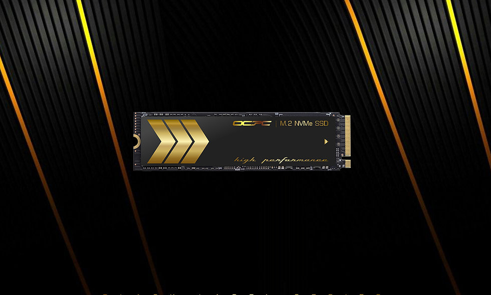 HP SSD M.2 NVMe PCIe 512GB | BLACK LABEL