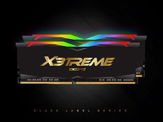 X3 RGB DDR4 4000 16GB (2x8GB) BLACK LABEL
