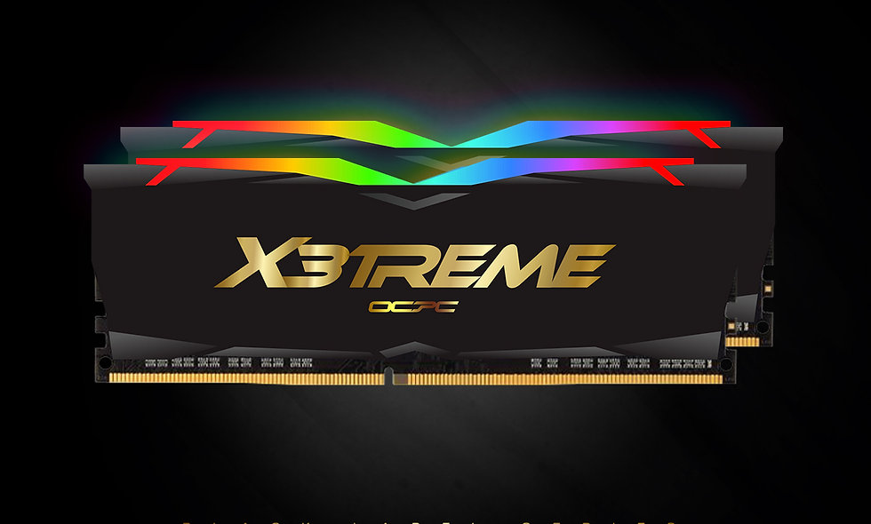 X3 RGB DDR4 3600 16GB (2x8GB) | BLACK LABEL