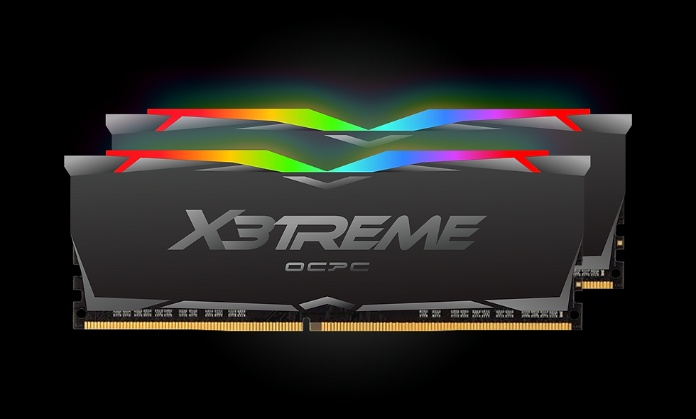 X3 RGB DDR4 3000 16GB(2x8GB) CL16 BLACK