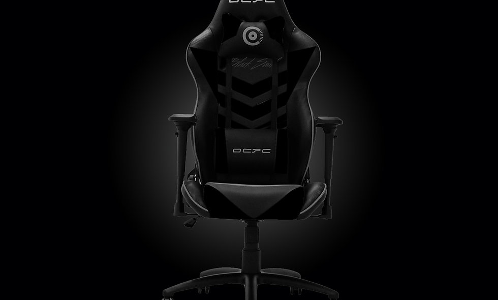 SATAN Gaming Chair | BlackSoul Edition