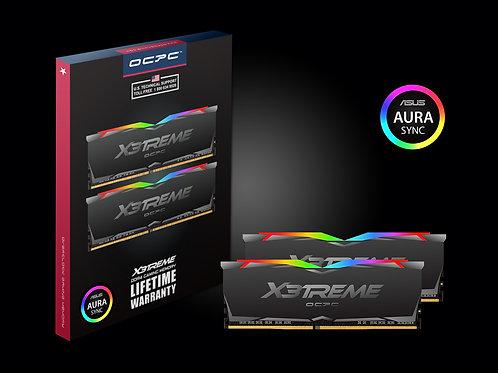 X3TREME RGB AURA DDR4 16GB (8GBx2) 3600Mhz