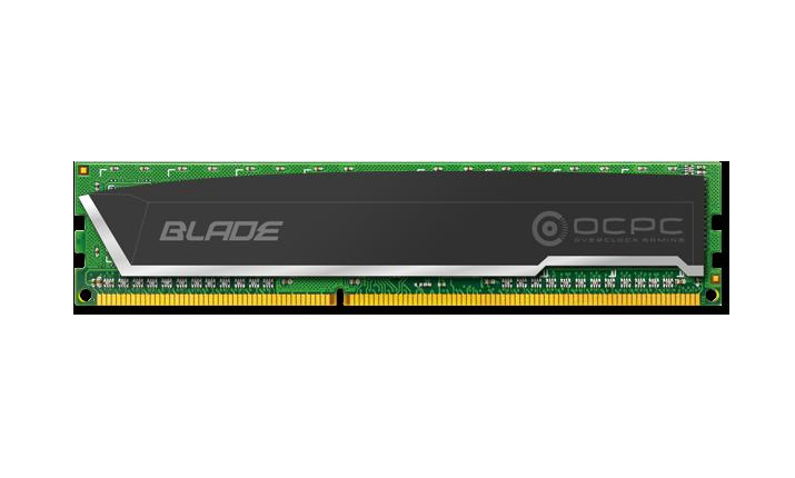 OCPC BLADE DDR3 4GB 1600 CL11 UDIMM
