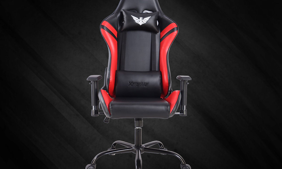 XT II Gaming Chair | Black/Red