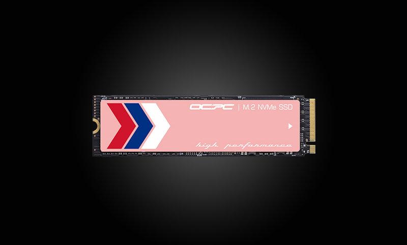 HP SSD M.2 NVMe PCIe 1TB | PINKY