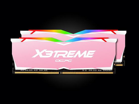 X3 RGB DDR4 3000 16GB(2x8GB) CL16 PINKY