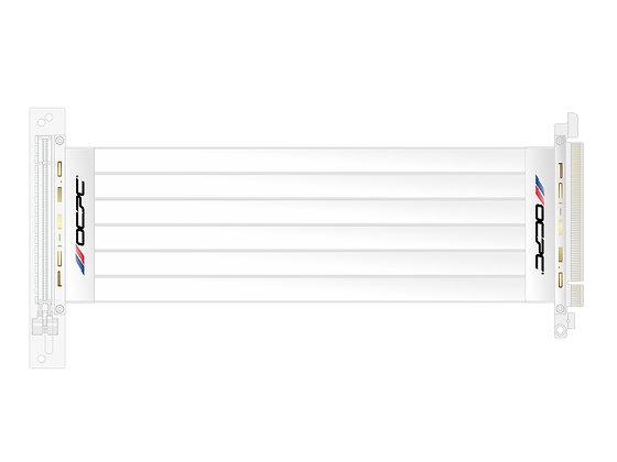 XTENDER RISER CABLE PCI-E3.0 VERTICAL 250MM WHITE