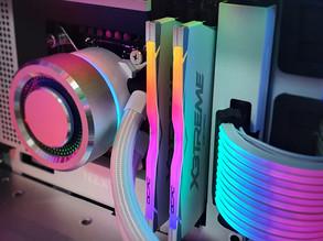 X3 RGB White Mod
