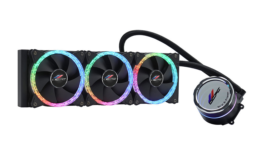 TURBOCOOL BP-360 AIO CPU LIQUID COOLER ARGB