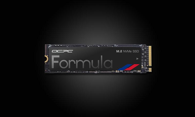 F1 SSD M.2 NVMe PCIe 512GB