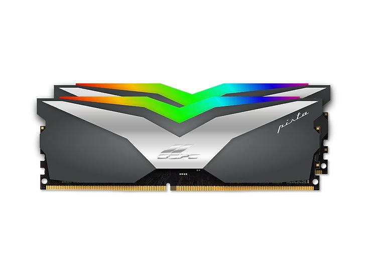 PISTA RGB DDR5 4800 16GB (2x8GB) C40   Ti